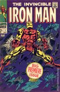 Iron Man (1968 1st Series) 1