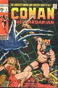 Conan the Barbarian (1970 Marvel) 4