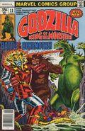 Godzilla (1977 Marvel) 11