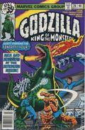 Godzilla (1977 Marvel) 20
