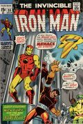 Iron Man (1968 1st Series) 35