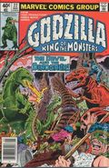 Godzilla (1977 Marvel) 22