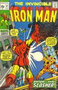 Iron Man (1968 1st Series) 41