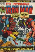 Iron Man (1968 1st Series) 55