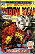 Iron Man (1968 1st Series) 83
