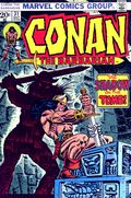 Conan the Barbarian (1970 Marvel) 31