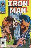 Iron Man (1968 1st Series) 203