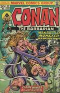 Conan the Barbarian (1970 Marvel) 32