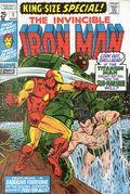 Iron Man (1968 1st Series) Annual 1