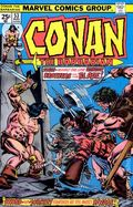 Conan the Barbarian (1970 Marvel) 53
