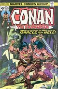 Conan the Barbarian (1970 Marvel) 54