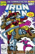 Iron Man (1968 1st Series) Annual 11