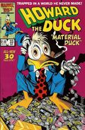 Howard the Duck (1976 1st Series) 33