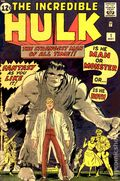 Incredible Hulk (1962-1999 1st Series) 1