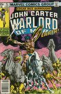 John Carter Warlord of Mars (1977 Marvel) 15