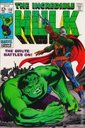 Incredible Hulk (1962-1999 1st Series) 112