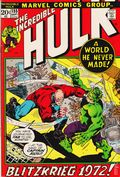 Incredible Hulk (1962-1999 1st Series) 155