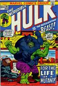 Incredible Hulk (1962-1999 1st Series) 161
