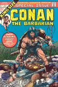 Conan the Barbarian (1970 Marvel) Annual 1