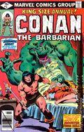 Conan the Barbarian (1970 Marvel) Annual 5