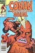 Conan the Barbarian (1970 Marvel) Annual 9