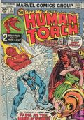 Human Torch (1974 1st Series) 3