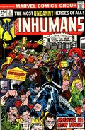 Inhumans (1975 1st Series) 3