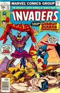 Invaders (1975 Marvel 1st Series) 25