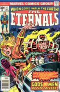 Eternals (1976 1st Series) 6