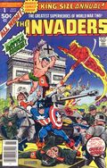 Invaders (1975 Marvel 1st Series) Annual 1