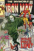 Iron Man (1968 1st Series) 19