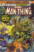 Man-Thing (1974 1st Series) 10