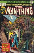 Man-Thing (1974 1st Series) 12