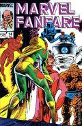 Marvel Fanfare (1982 1st Series) 14