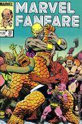 Marvel Fanfare (1982 1st Series) 20