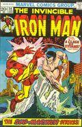 Iron Man (1968 1st Series) 54