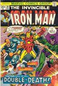 Iron Man (1968 1st Series) 58