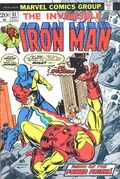 Iron Man (1968 1st Series) 63