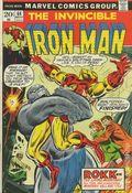 Iron Man (1968 1st Series) 64