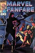 Marvel Fanfare (1982 1st Series) 22