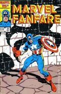 Marvel Fanfare (1982 1st Series) 31