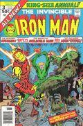 Iron Man (1968 1st Series) Annual 3