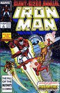 Iron Man (1968 1st Series) Annual 9