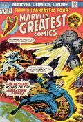 Marvel's Greatest Comics (1969) 45