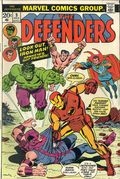 Defenders (1972 1st Series) 9