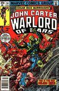 John Carter Warlord of Mars (1977 Marvel) 14