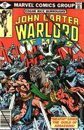 John Carter Warlord of Mars (1977 Marvel) 26
