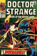 Doctor Strange (1968 1st Series) 172