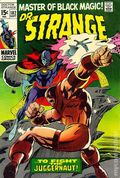 Doctor Strange (1968 1st Series) 182