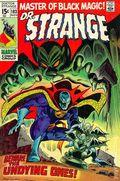 Doctor Strange (1968 1st Series) 183